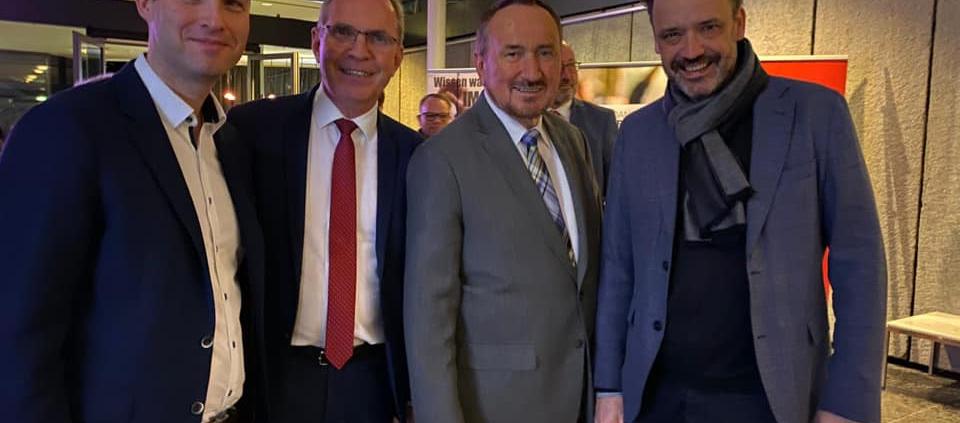 Liberale Fraktion bei Pina-Bausch