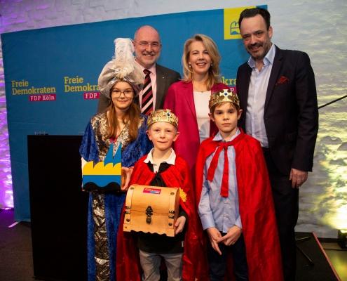 Dreikönigstreffen der Kölner Freien Demokraten